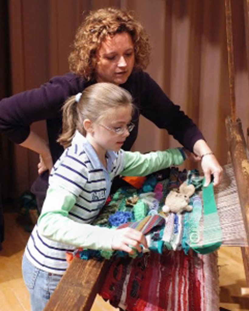 Weaving Your History: A Fabric Time Capsule